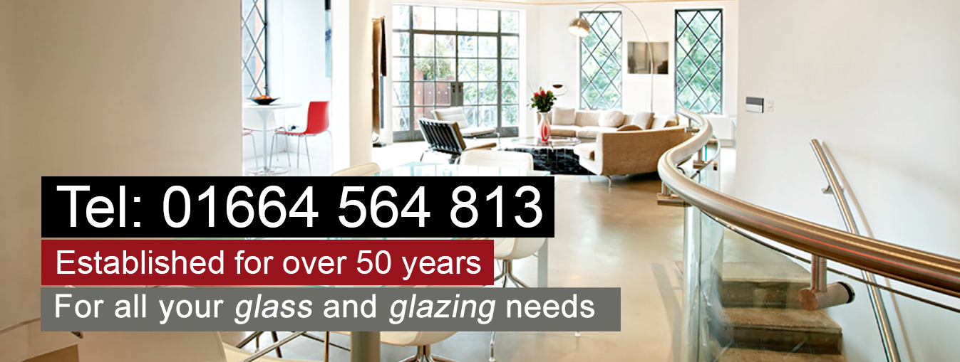 Melton Glass. For all your glass and glazing needs. Tel: 01664 564 813